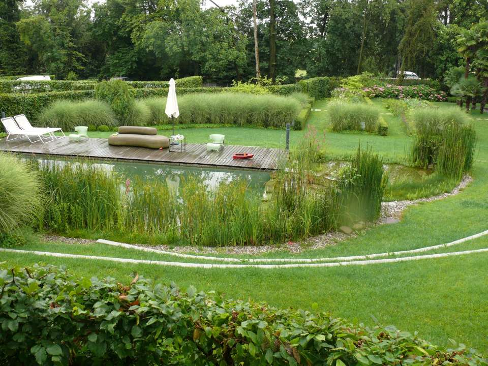 Piscine natura forumpiscine for International pool and spa show 2016