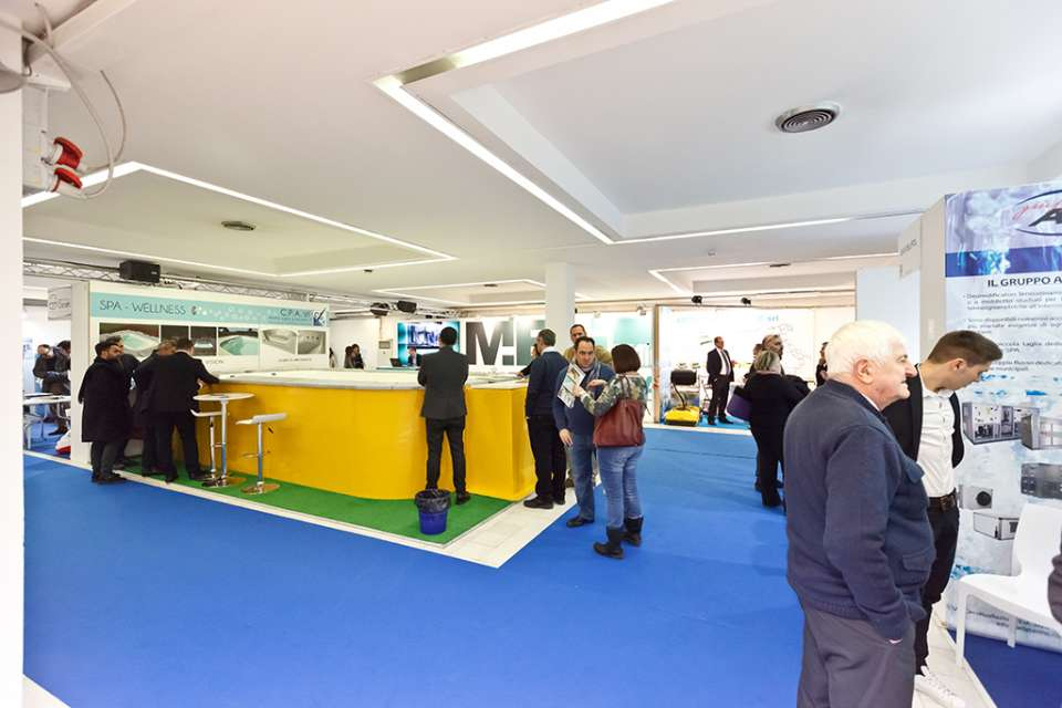 Forumpiscine gallery forumpiscine for International pool and spa show 2016